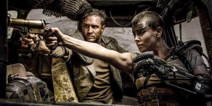 Furiosa and Mad Max