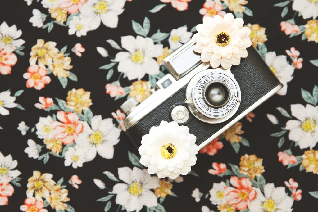 decorative image: camera