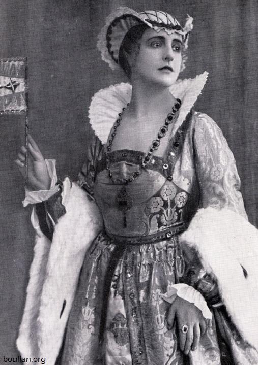 Henny Porter in Anna Boleyn