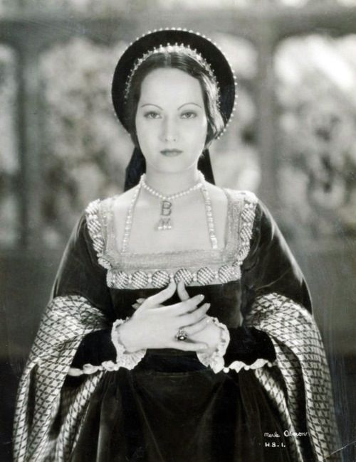Merle Oberon in The Private Life of Henry VIII