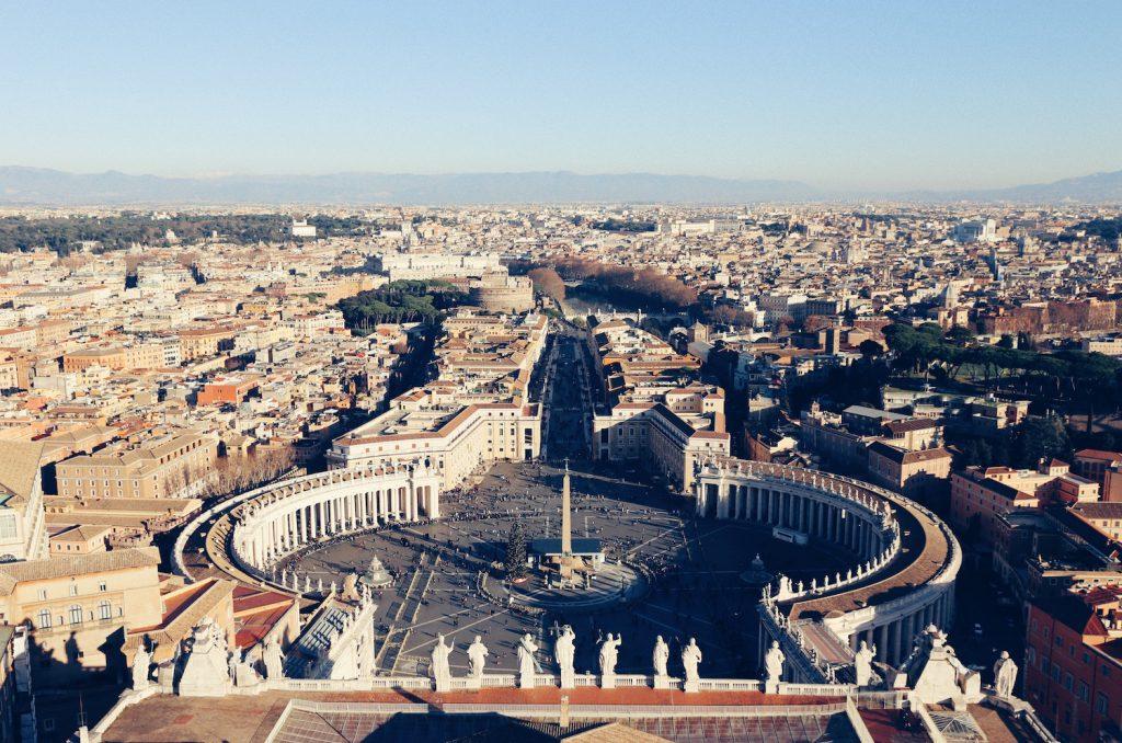 decorative image of Rome