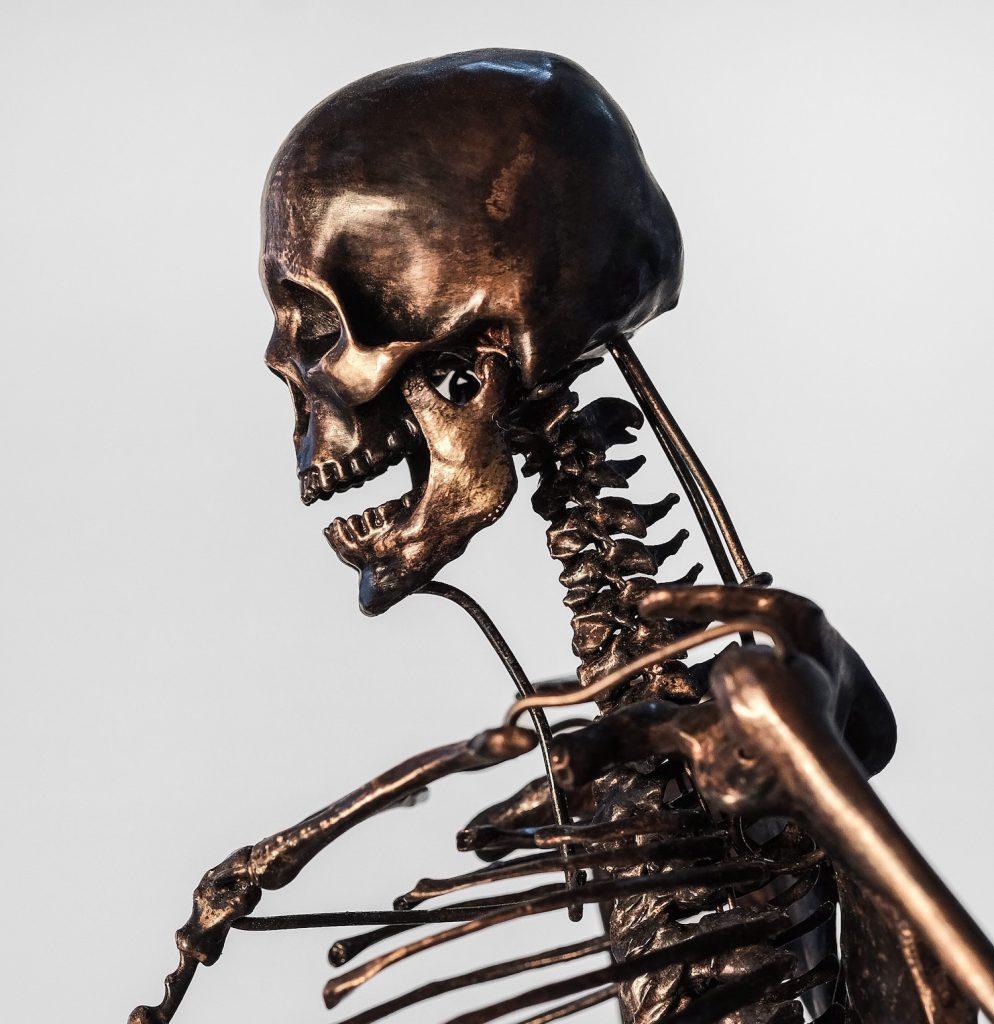 decorative image: skeleton