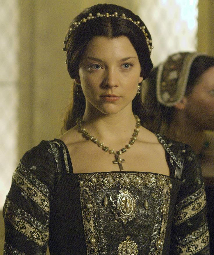 Natalie Dormer in The Tudors