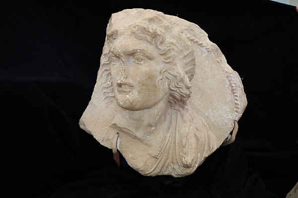 Bust of Helios