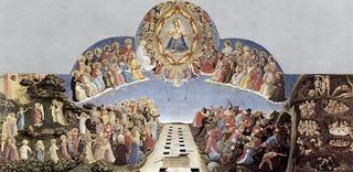 Fra Angelico, Last Judgement